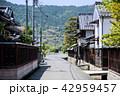 五個荘町 町並み 風景の写真 42959457