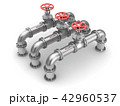 Industrial Pipeline and Valve 42960537