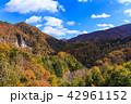 紅葉 山 風景の写真 42961152