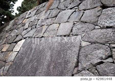 名古屋城の石垣、日本の城と文化、日本庭園 42961448