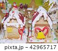 クリスマス ジンジャーブレッド 家の写真 42965717