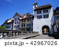 アーラウ旧市街(チューリッヒ近郊の町) 42967026
