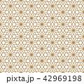 パターン 柄 模様のイラスト 42969198