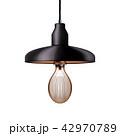 電球 ライト 光のイラスト 42970789