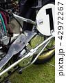 オートレース競走車エンジンHKS初代フジ二気筒をスリム化改良「ニューフジ」HR652型DOHC4バル 42972267