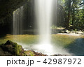 龍頭ヶ滝(りゅうずがたき)雄滝 8月 42987972