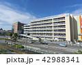 南大沢駅西口 南大沢第二駐車場 三井アウトレットパーク方向 42988341