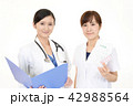 医師 医者 女医の写真 42988564