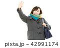 高校生 女性 アジア人の写真 42991174