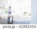 シニア 介護 病院の写真 42992354