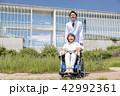 シニア 介護 病院の写真 42992361