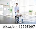 シニア 介護 病院の写真 42995997