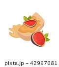 くだもの フルーツ 実のイラスト 42997681