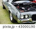 スタイリッシュなフロントマスク,エルカミーノより希少車フォードランチェロRoushエンジンスワップ 43000190