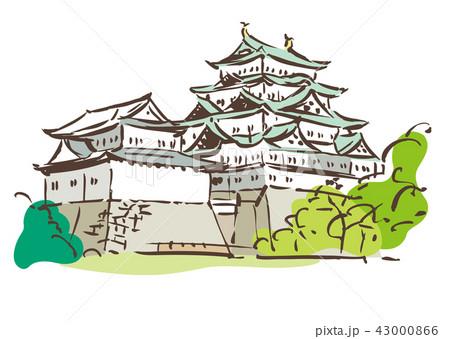 愛知県名古屋市/名古屋城 43000866