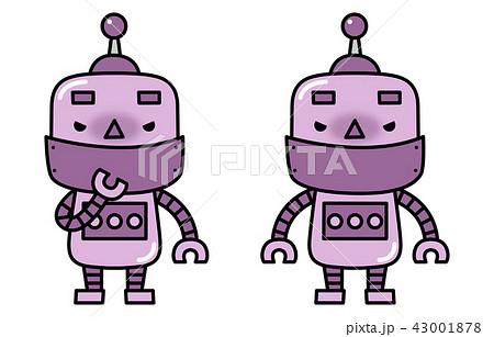 悪いロボット 43001878