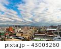 多雲的天空 Cloudy Sky 雲が多い空 背景 Image 桌布 Background  43003260