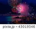 (長野県)諏訪湖祭湖上花火大会 43019346