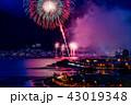 (長野県)諏訪湖祭湖上花火大会 43019348