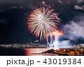 (長野県)諏訪湖祭湖上花火大会 43019384