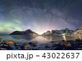 オーロラ 景色 風景の写真 43022637