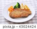 ポークカツレツ(国産豚肉130g) 43024424