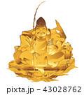 恵比寿 恵比寿様 七福神のイラスト 43028762