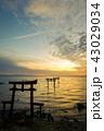 海中鳥居 (太良町) 43029034