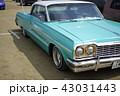 シボレーインパラ3代目1964年60年代華やかアメリカ映画象徴フルサイズカー大型車アメリカンテイスト 43031443