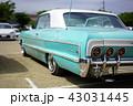 シボレーインパラ3代目1964年60年代華やかアメリカ映画象徴フルサイズカー大型車アメリカンテイスト 43031445