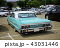 シボレーインパラ3代目1964年60年代華やかアメリカ映画象徴フルサイズカー大型車アメリカンテイスト 43031446
