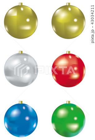 クリスマス 装飾小物 43034211