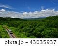 ニセコを走る列車 43035937