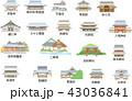 京都名所 43036841