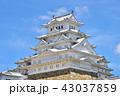 姫路城 白鷺城 世界文化遺産の写真 43037859