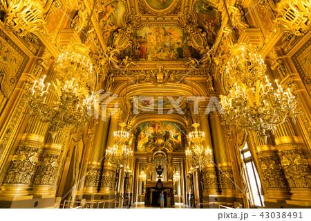 パリ オペラ座  43038491
