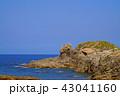 【小浜海岸の猫島】 島根県益田市戸田町 43041160