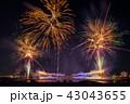 足立の花火 43043655