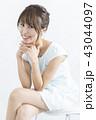 女性 ワンピース ファッションの写真 43044097