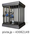 投獄された哀れなロボット 43062149