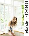 ランジェリー ライフスタイル 女性イメージ 43068686