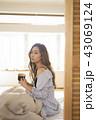女性 ライフスタイル リラックスの写真 43069124