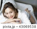 ポートレート 女性 女子の写真 43069538