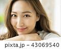 ポートレート 女性 綺麗の写真 43069540
