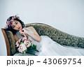 花嫁 ブライダル ウエディングの写真 43069754
