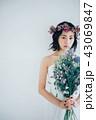 花嫁 ブライダル ウエディングの写真 43069847