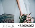 花嫁 ブライダル ウエディングの写真 43069862