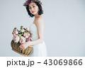 花嫁 ブライダル ウエディングの写真 43069866