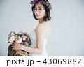 花嫁 ブライダル ウエディングの写真 43069882