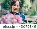 女性 アジア人 女の子の写真 43070346